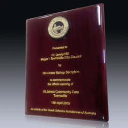 Presentation Plaques Product