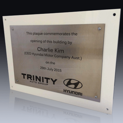 Steel Etched Product