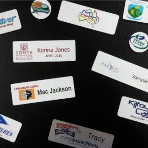 Engraved Name Badges, Custom Name Badges