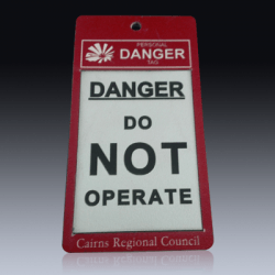 Engraved Labels Product 22