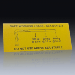 Engraved Labels Product 25